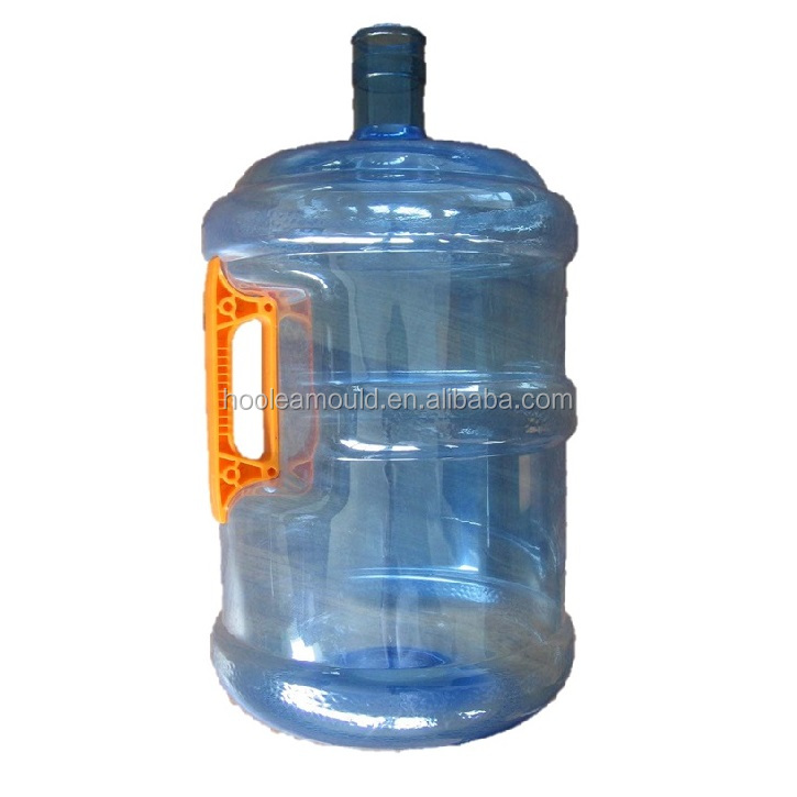 Plastic pet handle injection mould / mold for 5 gallon bottle