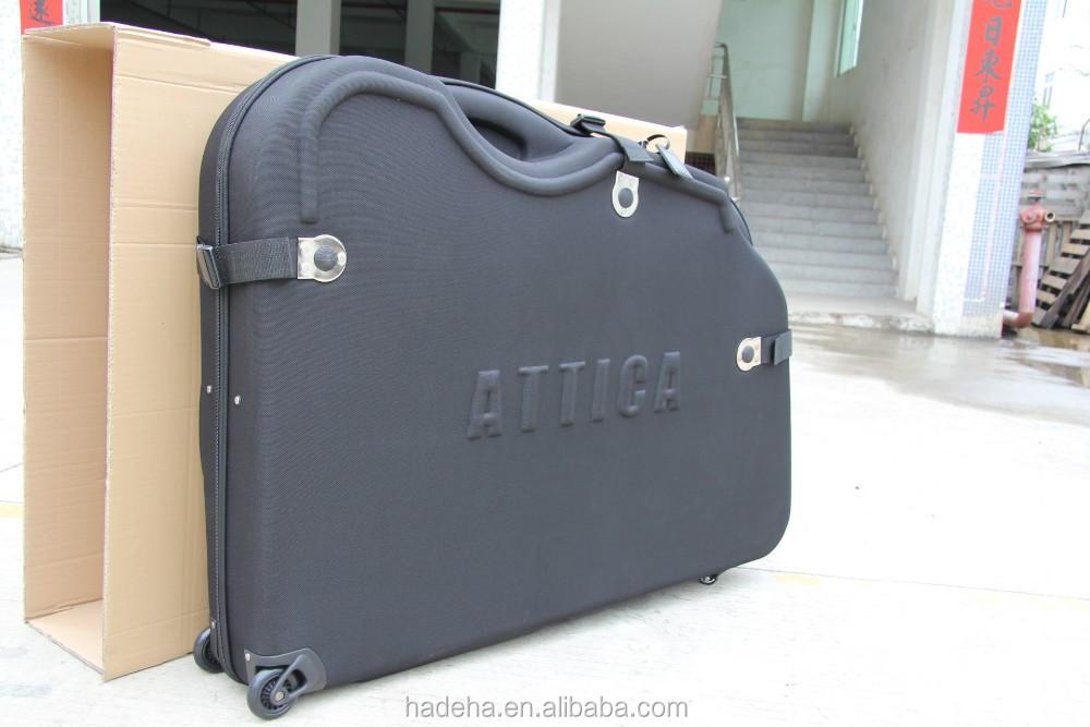 Eva Folding Bike Travel Case Box Hard Case Bag Buy Hard Case Bag