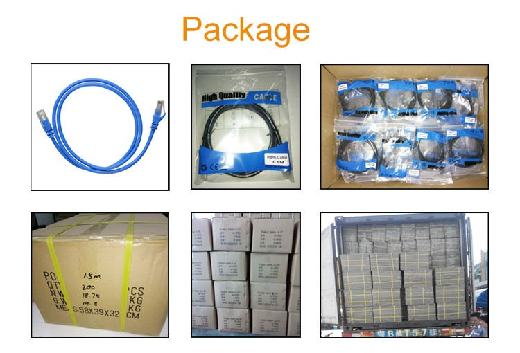 SIPU factory price 24AWG utp cat6 wholesale cat 6 patch cord 1m 2m 3m good price for ethernet