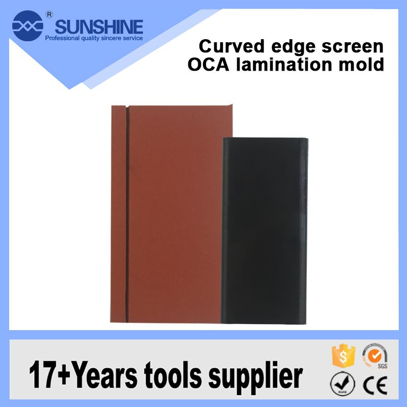 2016 Trending Products Touch Screen OCA Lamination Mold For Samsung Galaxy S6 S7 edge LCD Laminating