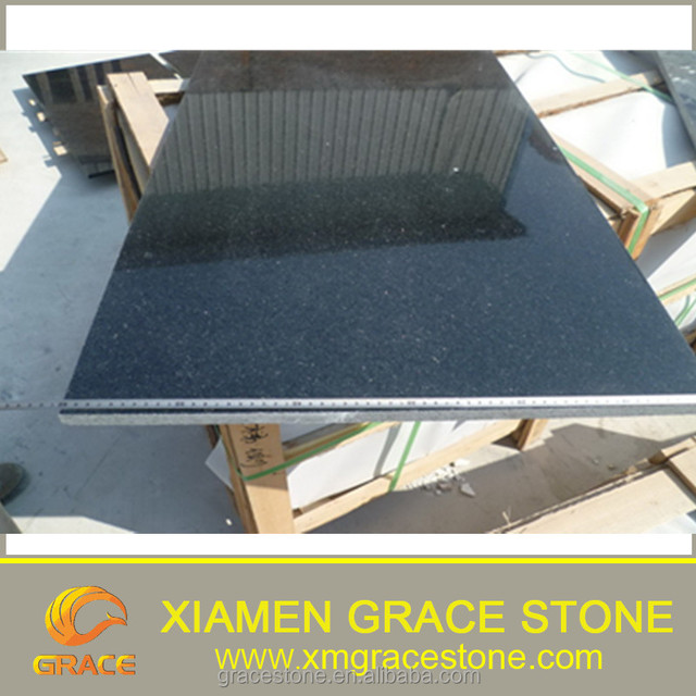 Buy Cheap China Black Galaxy Granite Floor Tiles Products Find