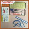 school stationery math set,geometry box ,mathematical set instrument