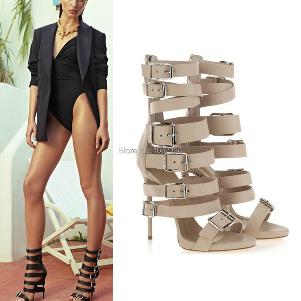 b5707c8a645 Womens Strappy Sandals Heels
