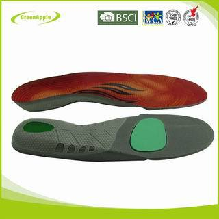 1/2 Length Detachable Elevator Thick Heeled 2 Inches Taller Air Cushion PU increased Men Lifts Height Increase Shoe Insole