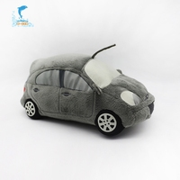 Customized Animal Toys Stuffed plush classic car toy with Remote Intercom Multifunction customization