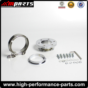 Racing parts stainless Steel V-Brand clamp kit