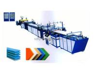 Width 600-900mm XPS foam board extrusion machine