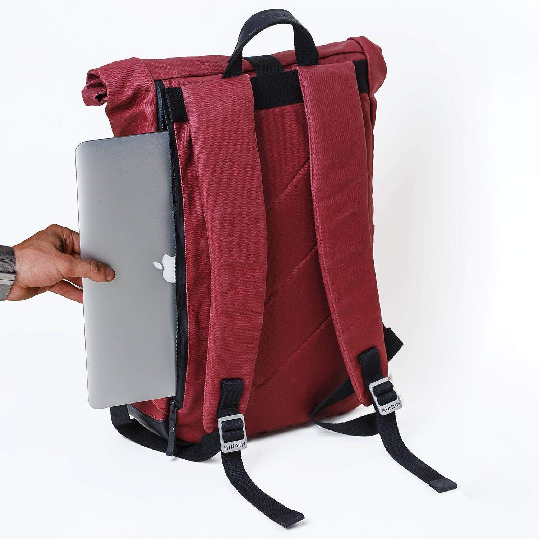 Laptop Backpack, Roll Top Backpack, Backpack, Roll Top, Mens Backpack, Canvas Backpack, Travel Backpack, Black Backpack, Leather Backpack, Rucksack, Rolling Backpack, Travel Bag, Waterproof Backpack