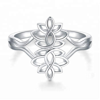 High polish stainless steel wedding band comfort fit lotus flower high polish stainless steel wedding band comfort fit lotus flower ring mightylinksfo