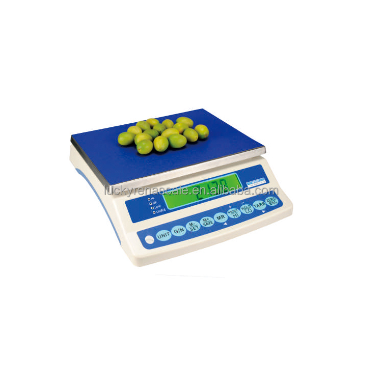 Jadever JWO 30kg Computer Electronic Weighing Scale