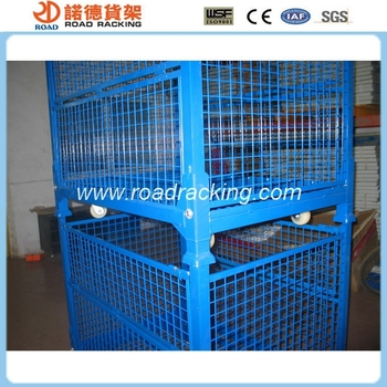 Collapsible Steel Container Euro Pallet Box