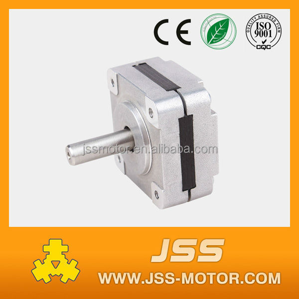 0.9 degree nema 14 series 5v electric stepper motor
