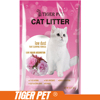 Nature's Miracle 14lb Odor Control Clumping Litter -TIGER PET