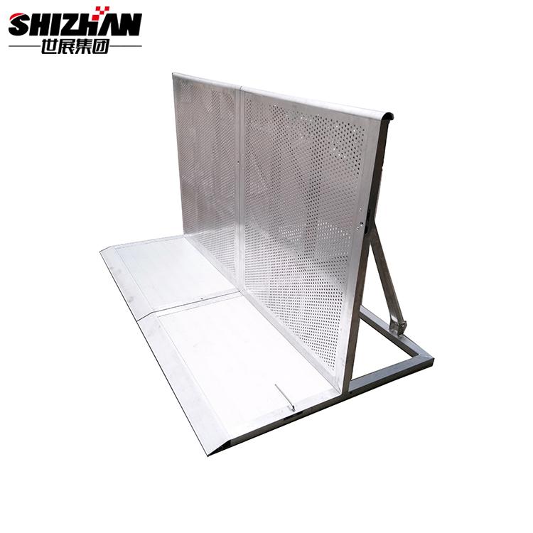 aluminum barriers (5)