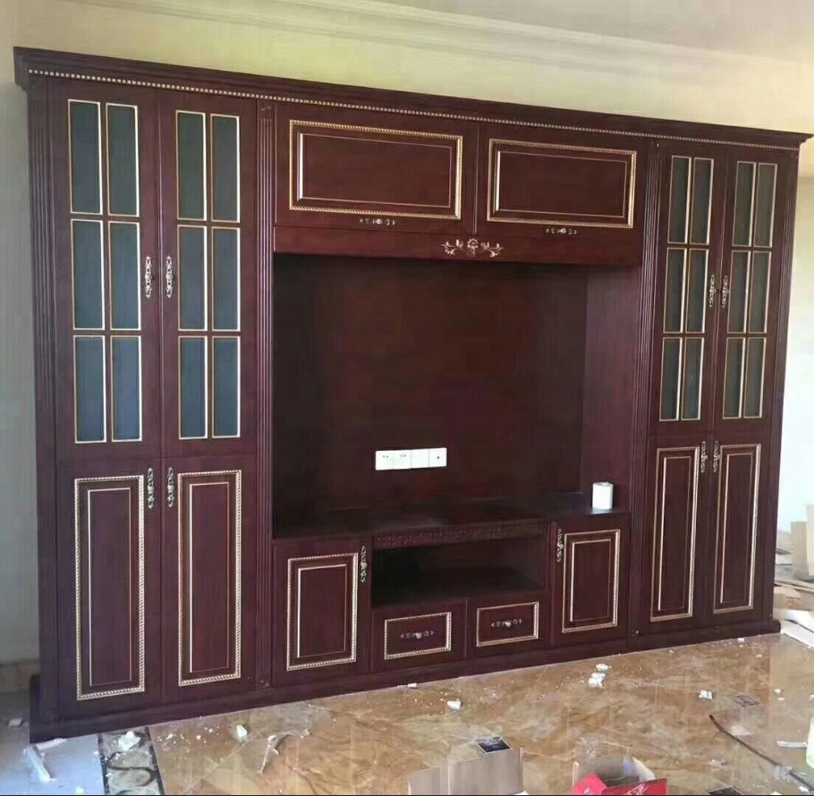 Factory Custom Made Tv Cabinet,Storage,Modular Bedroom Wardrobe And Shoe  Cabinet For China Project - Buy Wardrobe With Tv Cabinet,Modular Bedroom ...