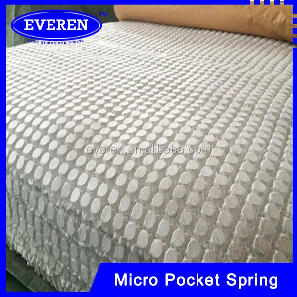 mattress coil spring/manufacturer of Micro Mattress pocket spring