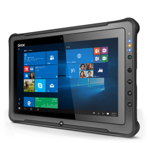 "Getac 11.6"" Fully Rugged Tablet PC F110 PAD"