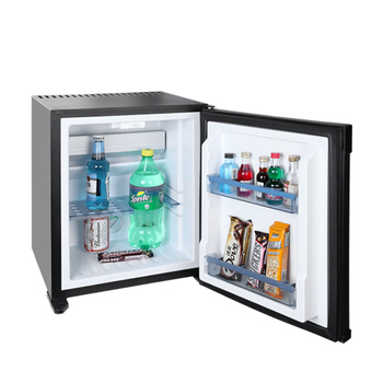 mini fridge looks like cabinet
