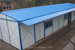 steel structure garden storage buildings China metal garden house
