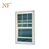 aluminum up down double lowes glass sliding windows grill price