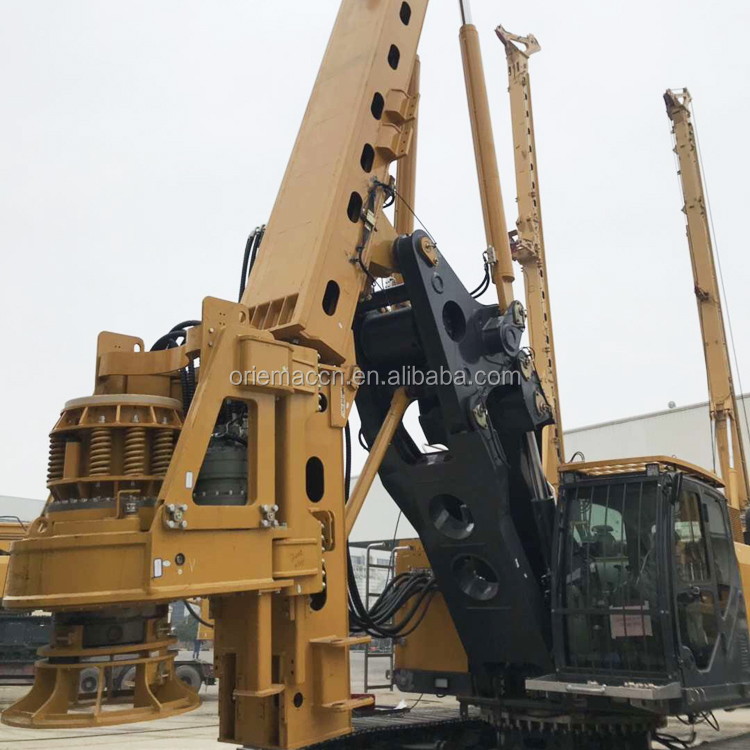 XCMG XR150D Rotary Drilling Rig