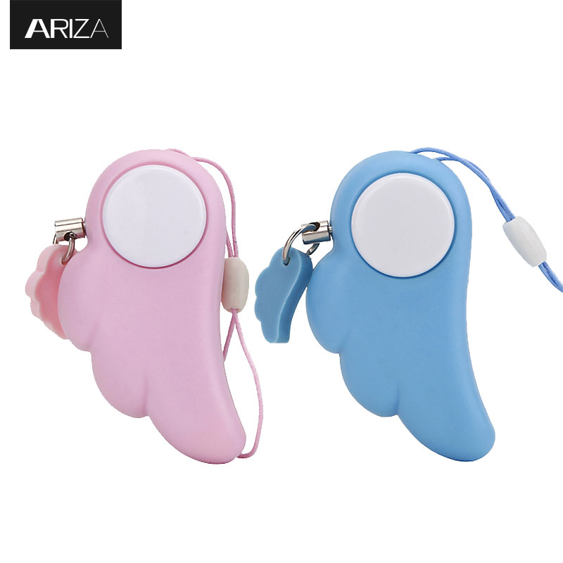 Amazon Best Selling SOS emergency personal alarm keychain security product for Women Elderly alarm Kids