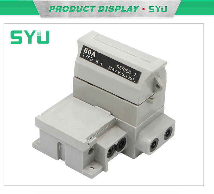 Electronic Component house service fuse cutout home fuses box, View on