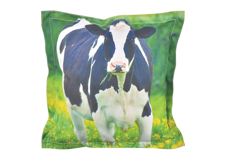 Esschert Design BK002 Outdoor Cushion, Cow Small
