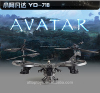 YD-718 NEW!!Factory outlet avatar rc helicopter for radio control