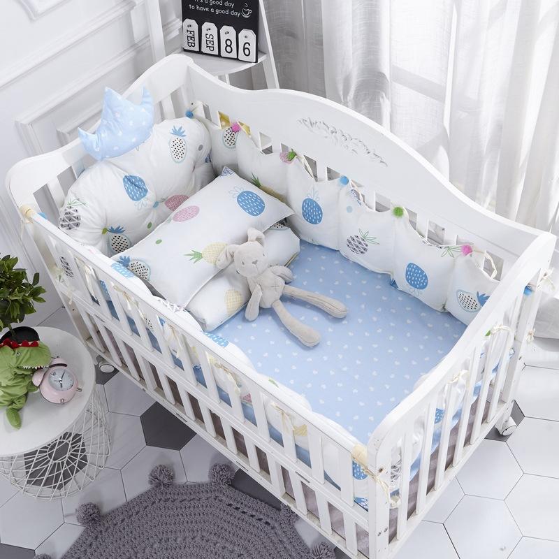 Baby Organic Cotton Baby Crib Bedding Set - Buy Crib ...