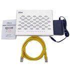 Original Brand New English Version ZTE ZXHN F660 V5/V5.0 4LAN+2Voice+WiFi FTTH GPON ONT