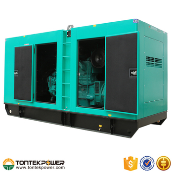 With Mins Engine Silent Generator 200kw Sel Price