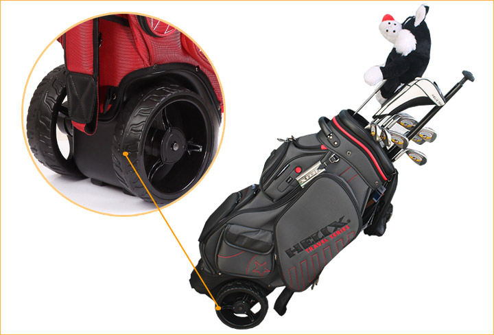 Helix Super Fashion Design Golf Stand Bag Manufactures Price Custom Fashionable Cart