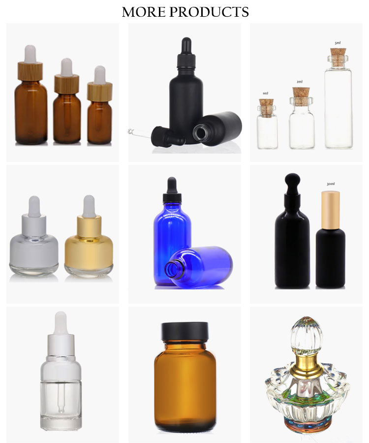 15ml hot sale screw cap perfume bottle Glass