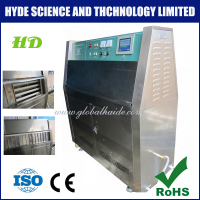 electronic laboratory ASTM.B117 standard touch screen UV aging test chamber