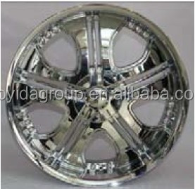 16 17 Chrome Rims,Alloy Wheel Made In China,Wheels For Cars