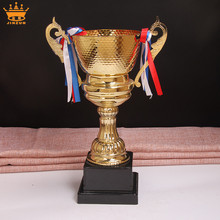 Different size cheap metal trophy in china metal trophy figurines