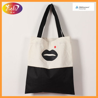 standzrd size cotton shopping bag for wholesale