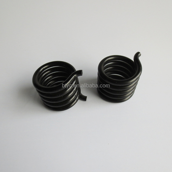 1.2mm *0.7mm Flat Wire Diameter Small Coil Torsion Springs For ...