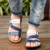 men's sandal factory genuine leather summer sandal for men