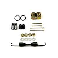 "E-6879 for Meritor 15"" ""T"" Series Front Brake Shoes Repair Kits Truck Trailer Brake Hardware Kits"