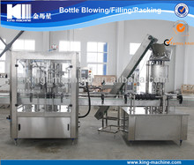 Full Automatic PET Bottle Tomato Paste Filling Production Line / Product / Machine KING MACHINE