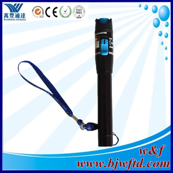 CGII Testing Fiber Light Pen ,2.5mm universal connector,metal-housing pen-type visual fault locator