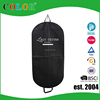 Foldable promotional mens suit cover / garment bag