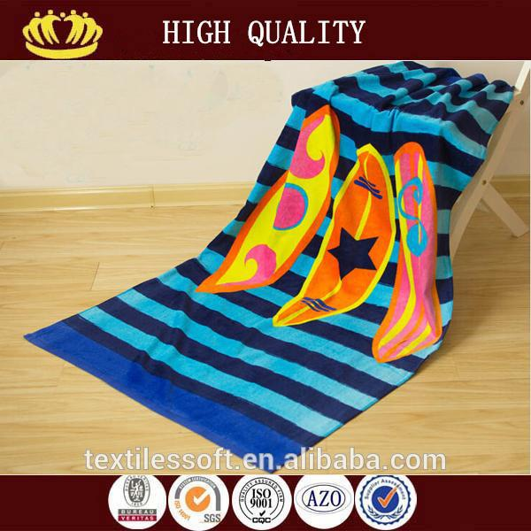 Wholesale Microfiber Promotional Custom Printed Beach
