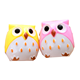 Cute Cartoon Owl Pencil Sharpener Cartoon Animal Design Kids Stationery