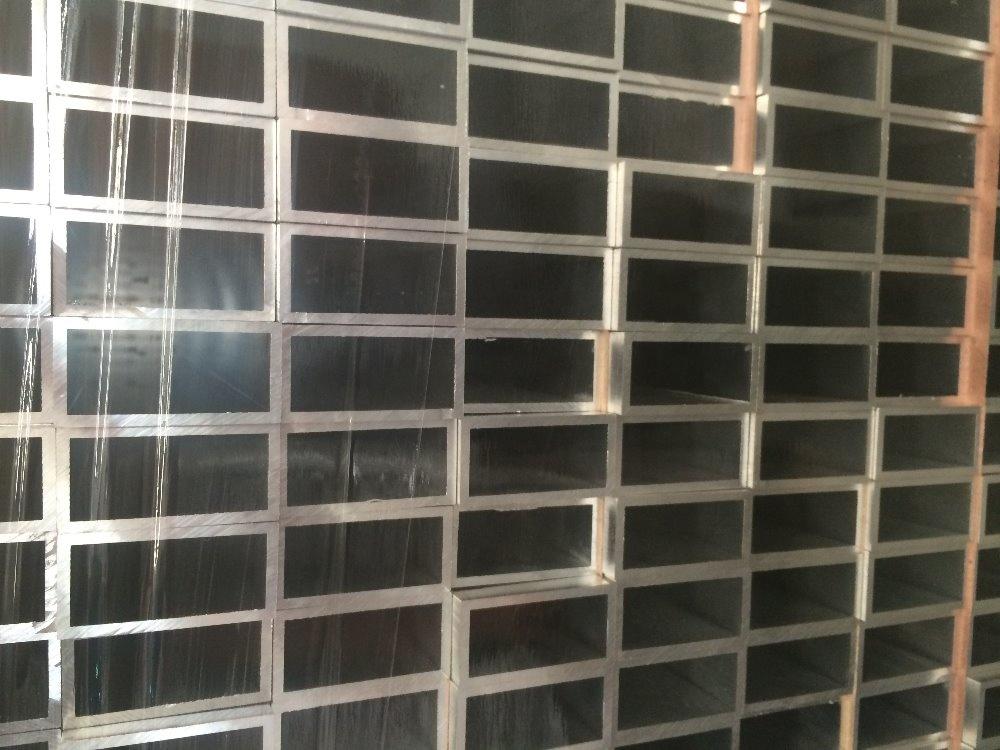 Extruded aluminium profile, Shanghai 6061 6005 6063 6082 profile aluminium