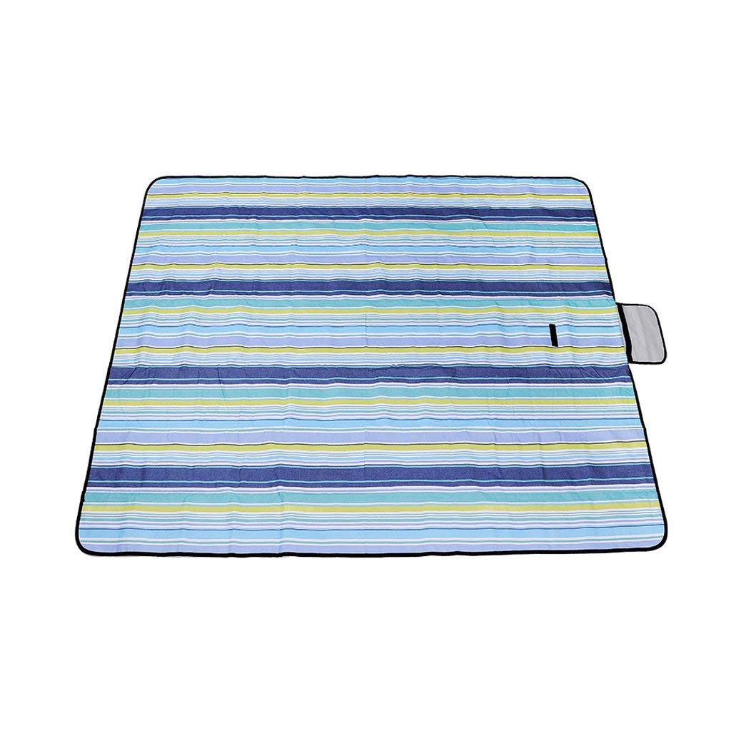 Moisture proof pad Picnic Mat Thick 600D Oxford Cloth Machine Washable Outdoor 150x150cm