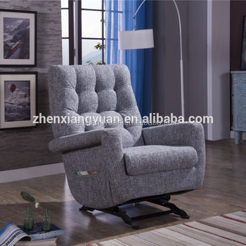 Stupendous 2019 Grey Fabric Upholstered Button Tufted Swivel Lounge Chair W Arms Buy Glider Rocking Chair Matching Stool Maternity Rocker Glider Fabric Machost Co Dining Chair Design Ideas Machostcouk