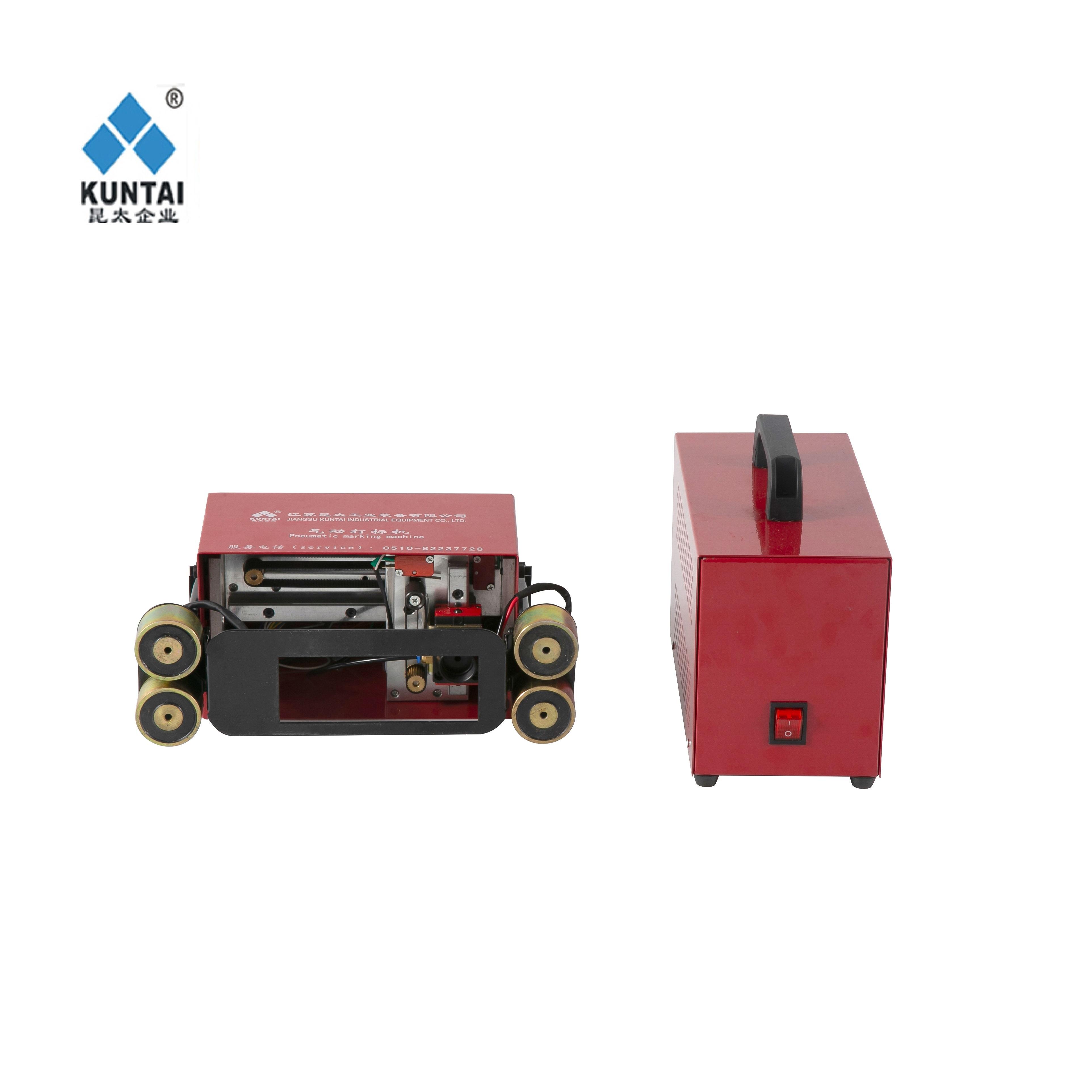Handheld dot peen engraving machines chassis number vin code serial numbers marking printing machine